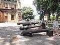 Cañones que formaron parte de la artilleria patriota.jpg