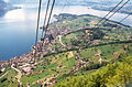 Cable car from Rigi-Kaltbad to Weggis, near Lucerne.jpg