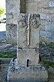 Cadaujac église Borne St J de C 1.JPG