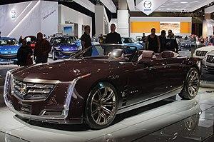 Cadillac Ciel - Image: Cadillac Ciel (concept) Flickr skinnylawyer