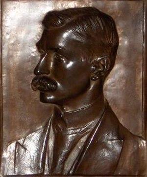 Caesar Litton Falkiner - Memorial to Falkiner in St Patrick's Cathedral, Dublin