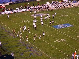 2004 Holiday Bowl annual NCAA football game