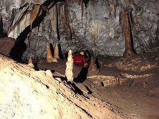 Short Drop Cave - Gavel Pot System