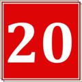 Calendar Icon 20 RW.png