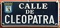 Calle de Cleopatra (Madrid) 01.jpg