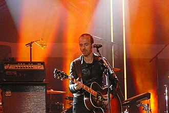 Calogero (singer) - Calogero live in Brussels in 2014