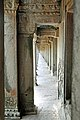 Cambodia-2293 - Now this is a colonnade.. (3575797771).jpg