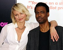Cameron Diaz Chris Rock 2012 Shankbone 2.JPG