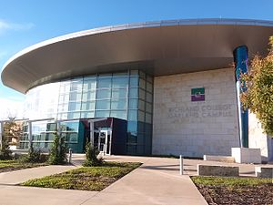 Dallas County Community College District - Richland College Garland Campus