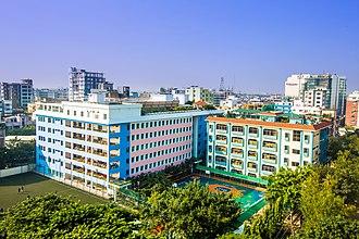 International Bangladesh Hope School - International Hope School Bangladesh