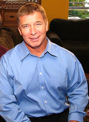 Rick Hansen, one of Canada's most respected pa...