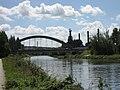 Canal Bruxelles-Charleroi. Bridge near Fauquez - panoramio.jpg