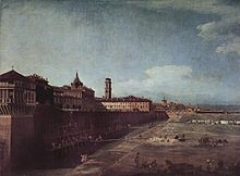Torino, Bernardo Bellotto (1745), Torino, Galleria Sabauda