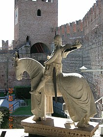 Cangrande I - Francesco della Scalla.JPG