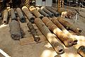 Cannons at Chatham Dockyard.jpg
