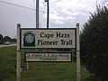 Cape Haze Trail Sign.jpg