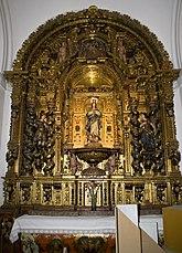Capilla de la Inmaculada Concepción.