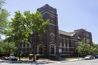 Capitol Hill Baptist Church - Image: Capitol Hill Baptist Church