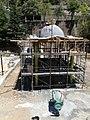 Cappella in costruzione a Pazzano (Antonio Drago Luglio - 2017).jpg