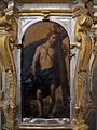 Cappella serragli, ciborio architettonico di baccio d'agnolo, 1530 circa 03 cristo risorto.JPG