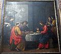 Cappella serragli, francesco curradi, cena in emmaus 02.jpg