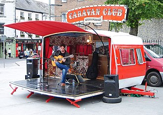 Kilkenny Arts Festival - Image: Caravan Club Sounds @kilkenny arts festival 2015