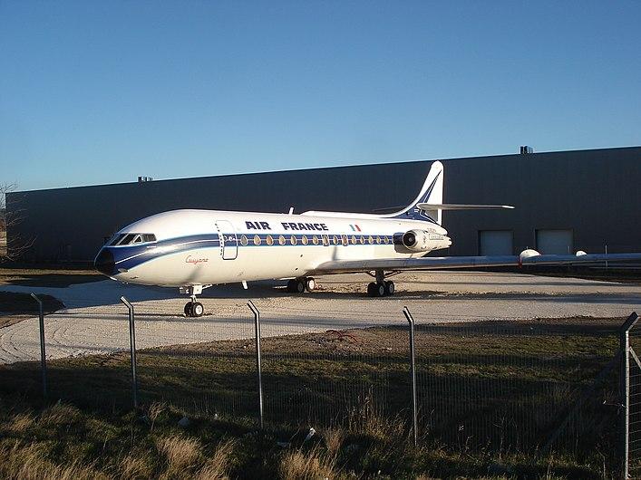 """Caravelle Air france """"Guyane"""" F-BOHA.JPG"""