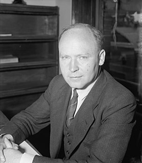 Carl-Gustaf Rossby Swedish and American meteorologist