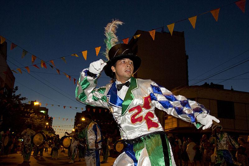 Carnaval em buenos aires