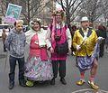 Carnaval des Femmes - Fête des Blanchisseuses 2013 - Groupe de carnavaleux.JPG