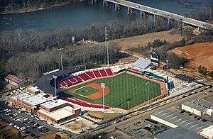 Founders Park - Image: Carolina Stadium