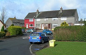 Crosshill, South Ayrshire - Carrick Drive, Crosshill