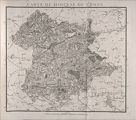 Image illustrative de l'article Ancien diocèse de Saint-Pons-de-Thomières