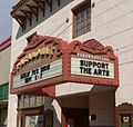Casa Grande Paramount Theatre marquee (2).JPG