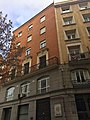 Casa donde vivió José Martí en Madrid 02.jpg