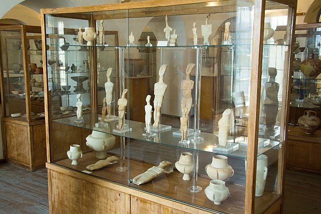 Archaeological Museum of Naxos_5