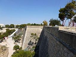 Castell de Sant Ferran (Alacant) 07.JPG