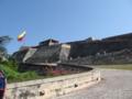 Castillo San Felipe de Barajas Cartagena Colombia.png