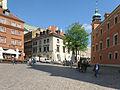Castle Square in Warsaw - Plac Zamkowy w Warszawie 2012 (2).JPG