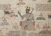 Catalan Atlas BNF Sheet 6 Mansa Musa.jpg