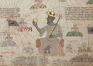 Musa I of Mali Historical ruler in West Africa