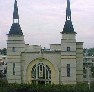 San Francisco de Macorís - Santa Ana Cathedral