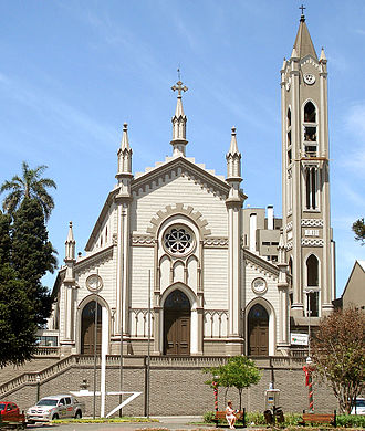Roman Catholic Diocese of Caxias do Sul - Cathedral of St. Teresa