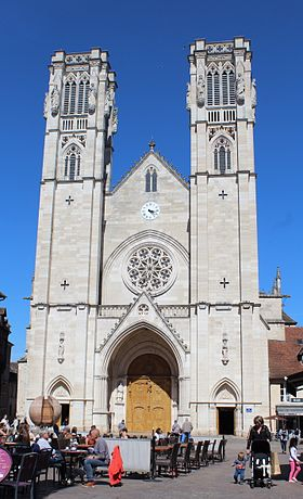 Image illustrative de l'article Cathédrale Saint-Vincent de Chalon-sur-Saône