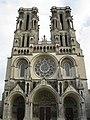 Cathédrale de Laon (Aisne) - façade occidentale.jpg