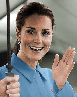 Catherine, Duchess of Cambridge - The Duchess of Cambridge in 2014