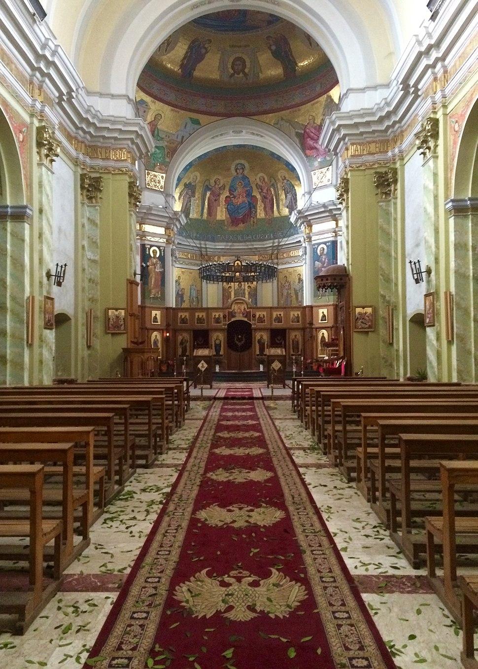 Cattedrale di San Nicola di Mira - Lungro