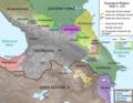 Caucasus 1450 map de.png