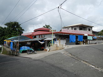 Cavinti - Public market