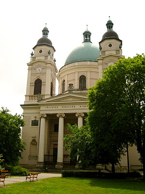 Cegléd - The Calvinist Great Church